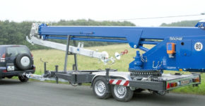 Trailer Crane 25 / 800