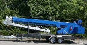 Trailer Crane 30 / 1400
