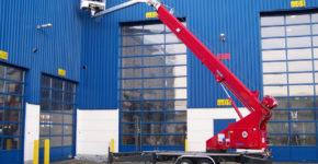 Trailer Crane 30 / 1600 hydraulic